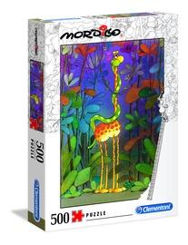 Puzle Clementoni Mordilo 35079, 500 gab.