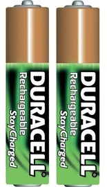 Duracell Rechargeable Accu Battery 2xAA 2400mAh