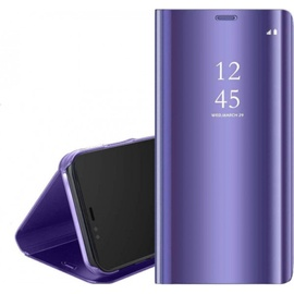 Чехол Mocco Clear View For Huawei P30 Lite, фиолетовый