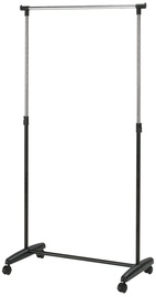 Home4you Clothes Hanger Fred Black 12981