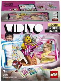 Конструктор LEGO Vidiyo Битбокс Карамельной Русалки 43102