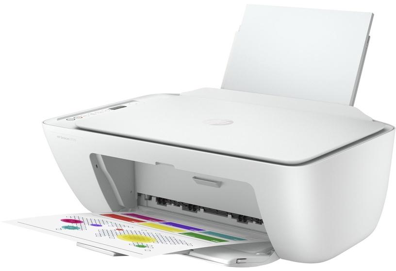 Многофункциональный принтер HP DeskJet 2720, струйный, цветной