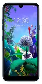 LG Q60 Dual Blue