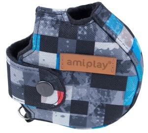 Amiplay Adventure Infini Retractable Leash Cover Cube S
