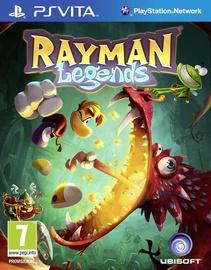 Rayman Legends PSV