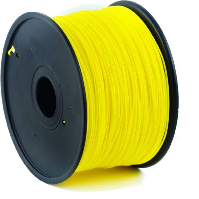 Расходные материалы для 3D принтера Gembird 3DP-ABS, 400 м, желтый