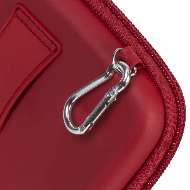 Rivacase 9101 HDD Case Red