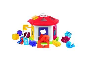 Žaislinis namelis su žvėreliams Chicco