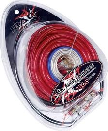Провод MAC AUDIO, красный, 8 м
