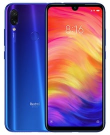 Išmanusis telefonas Xiaomi Redmi Note 7 128GB blue