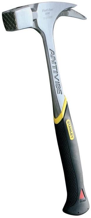 Stanley FatMax Antivibe Hammer 600g