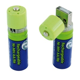 Energenie EG-BA-001 Rechargeable 2 x AA 1500mAh