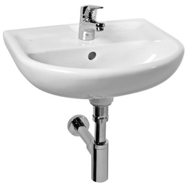 Jika Small Washbasin Lyra Plus 45cm