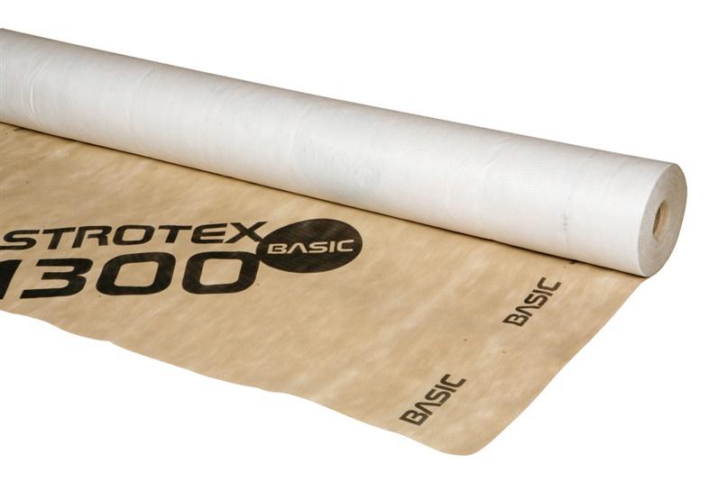 Difuzinė plėvelė Strotex 1300 Basic 50 x 1.5