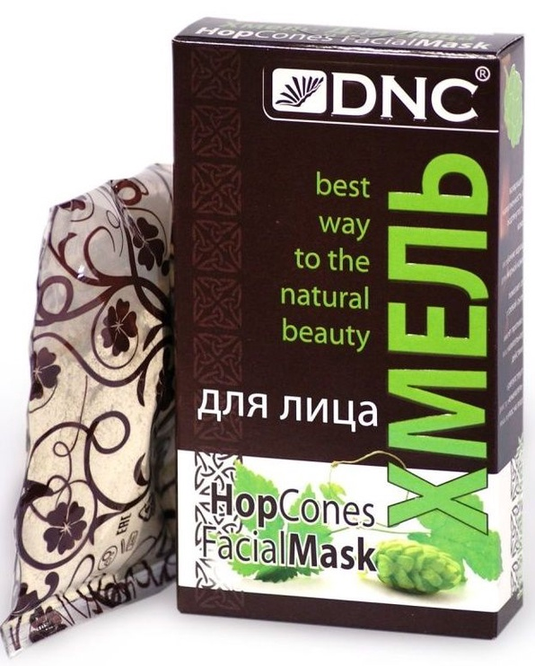 DNC Hop Cones Facial Mask 50g
