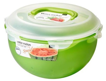 Lock & Lock Water Melon Container 8L Green