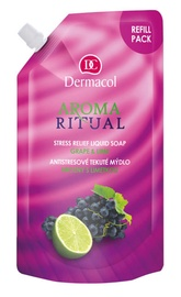Dermacol Aroma Ritual Liquid Soap 500ml Grape & Lime Refill Pack