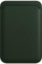 Кошелек Apple iPhone Leather Wallet with MagSafe, зеленый