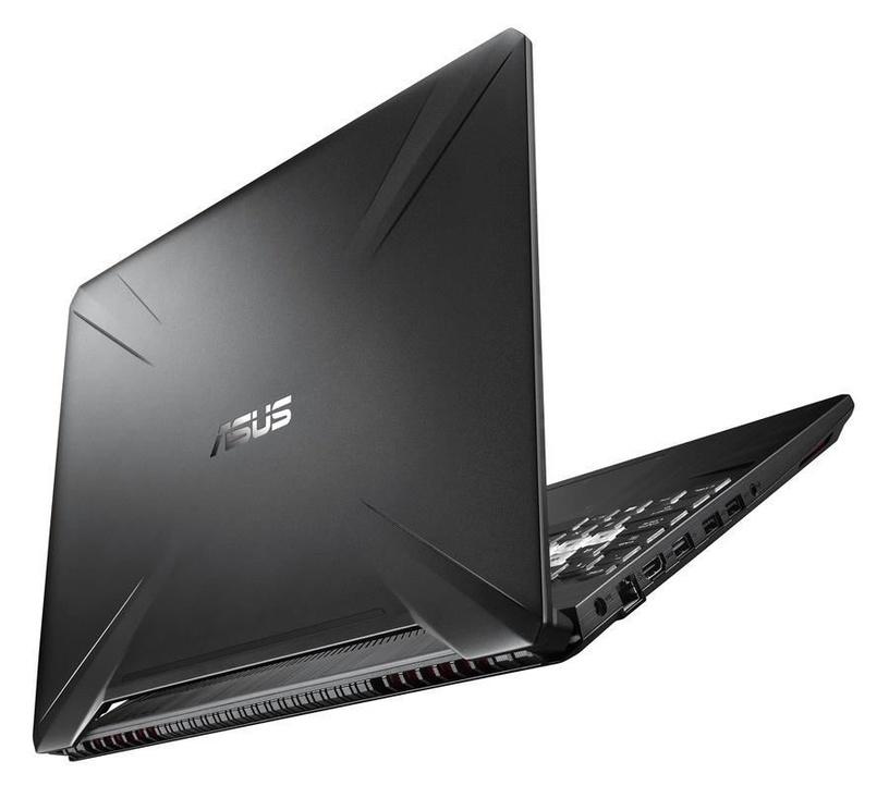 "Nešiojamas kompiuteris Asus TUF Gaming FX505DT-BQ051 PL AMD Ryzen 5, 8GB/512GB, 15.6"""