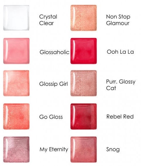 Rimmel London Stay Glossy Oh My Lipgloss 6.5ml 610