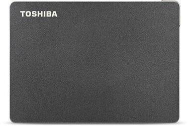 Жесткий диск Toshiba Canvio Gaming, HDD, 4 TB, черный