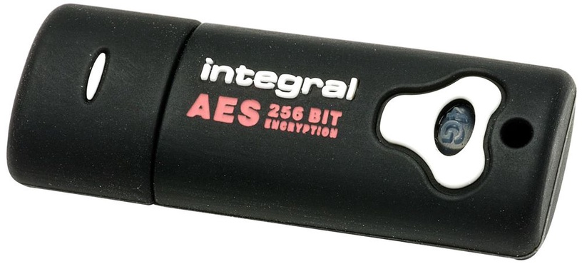 Integral Crypto Drive Fips 197 Encrypted 8GB