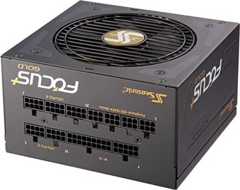 Seasonic Focus Plus PSU 550W Gold PCGH-Edition