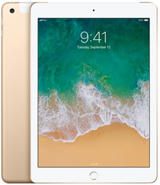 Planšetinis kompiuteris Apple iPad 9.7 Wi-Fi+4G 128GB Gold