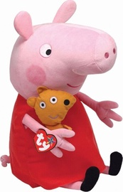 Mīkstā rotaļlieta TY Peppa Pig, 38 cm