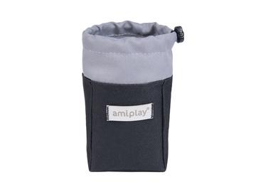 Amiplay Samba Treats Dispenser 8x6x10cm Black