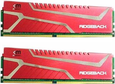 Mushkin Enhanced Redline Ridgeback G2 32GB 3466MHz CL18 DDR4 KIT OF 2 MRB4U346JLLM16GX2