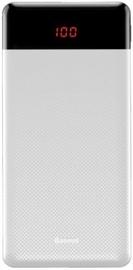 Зарядное устройство - аккумулятор Baseus Mini Cu, 10000 мАч, белый