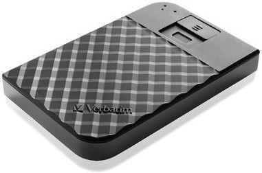 "Verbatim Fingerprint Secure 2.5"" USB Type-C 1TB"