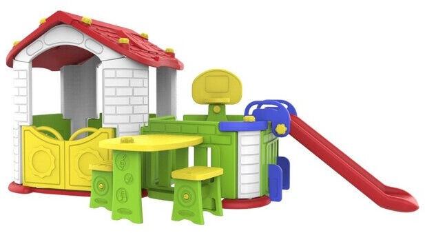 Mängumaja Big House With Slide RA2192
