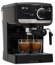 Master Coffee Machine MC505BL Black