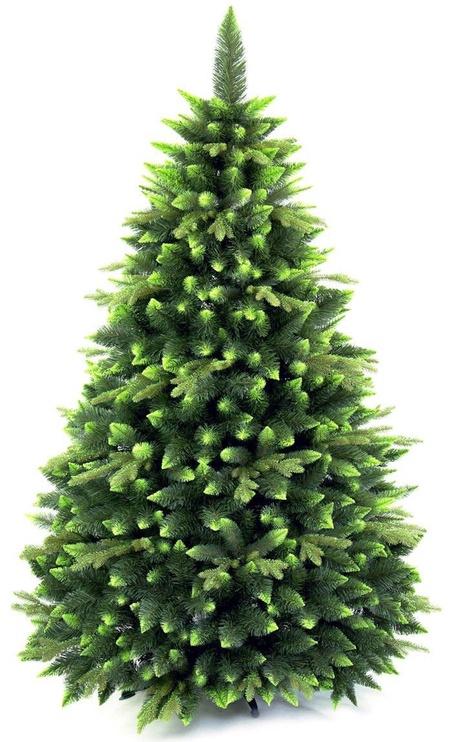 Kunstlik jõulupuu AmeliaHome Klaus Green, 220 cm, koos alusega