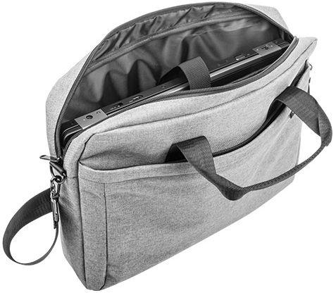 Natec Mustela Laptop Bag 15.6 Grey