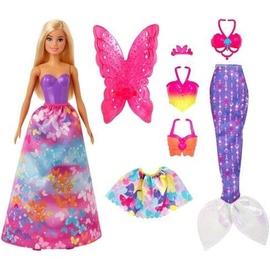 Mattel Barbie Dreamtopia 3-in-1 Fantasy Games GJK40