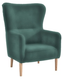 Signal Meble Relax Armchair Velvet Green