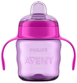 Philips Avent Spout Cup Pink 200ml SCF551/03