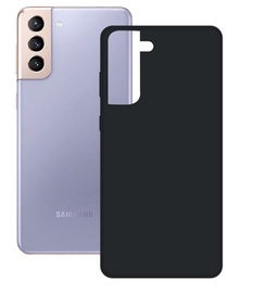 Silikoonist ümbris Samsung Galaxy S21 Plus must