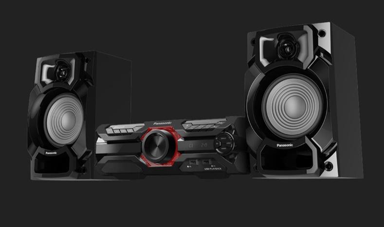 Panasonic SC-AKX320E Black