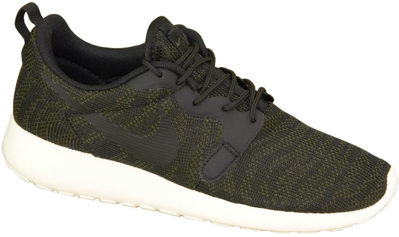 Nike Running Shoes Roshe One 705217-300 Black 38.5