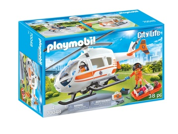Constructor playmobil city life 70048