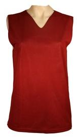 Bars Womens Basketball Shirt Red 165 L