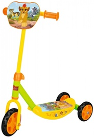 Smoby The Lion Guard 3 Wheels Scooter 750140