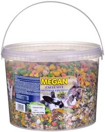 Barība grauzējiem Megan Exclusive, 3.7 kg