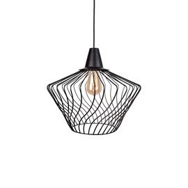 Светильник Nowodvorski Wave 8858 Ceiling Light 60W E27 Black