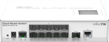 Сетевой концентратор MikroTik CRS212-1G-10S-1S+IN
