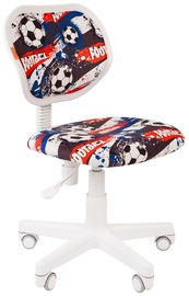 Детский стул Chairman 106 Football, многоцветный, 440 мм x 835 мм